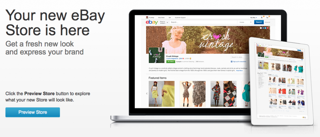 Update Your Ebay Store For A Fresh New Look Scavenger Life
